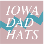 Iowa Dad Hats