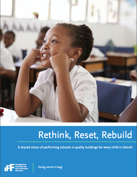 Detroit's K–12 Strategy - The report and accompanying online tool lay the groundwork for cross-sector, citywide collaboration to boost access to performing public schools in the Motor City; to strategically allocate resources, including facilities; and to seize opportunities to adaptively reuse the sites of former schools to strengthen neighborhoods.