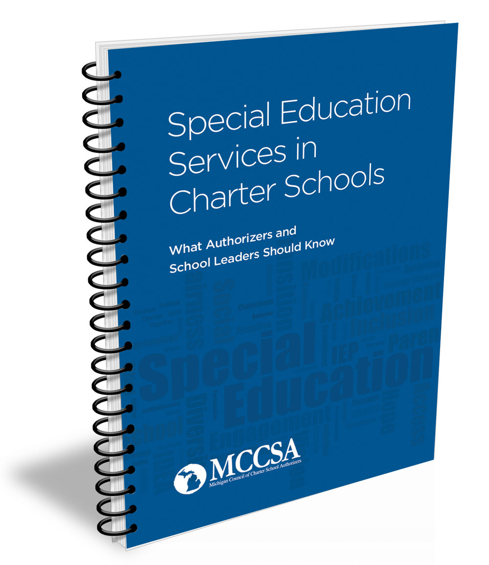 Special Education Services - Meeting the needs of Michigan's special education students is of utmost importance to all schools. So is following the law to ensure equity and opportunity for all.That is why the state's public charter school authorizers has developed a detailed legal resource to help boost compliance and results across Michigan.