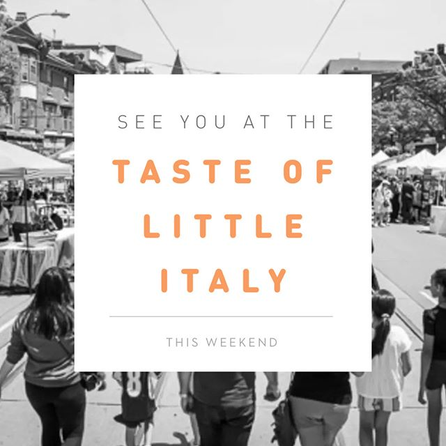 We are super excited to be part of the Taste of Little Italy this year! It's starting Today and on all weekend! Come find us for Mini Bi Bim Bap, Korean Fried Chicken, Soju Cocktails and much more! 🇮🇹 #tasteoflittleitaly #littleitalytoronto #summer #festival #bibimbap #koreanfriedchicken #sojucocktail #thisweekend #koreanfood #tofood #toeats #yyzeats #torontoeats #foodlove #foodlover #foodblog #torontofoodie #tofoodie #foodblogger #tastetoronto #foodstagram #instafood