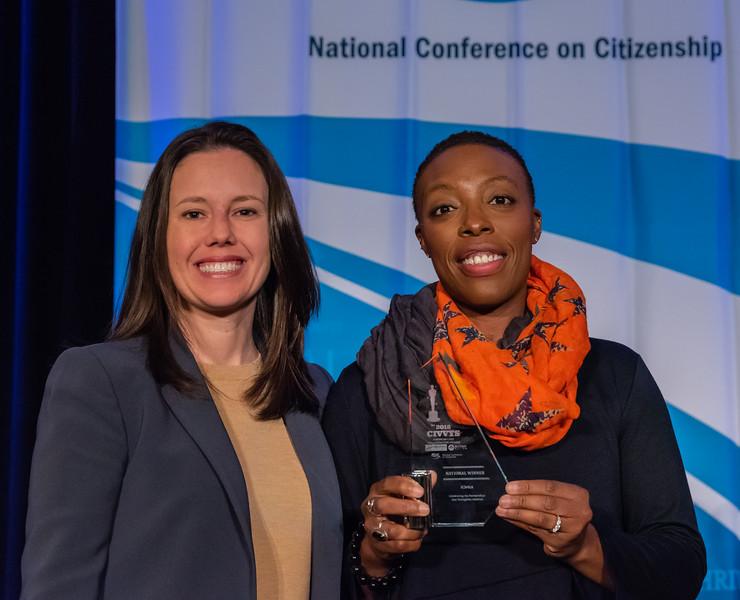 National Winners, 2018: iCivics