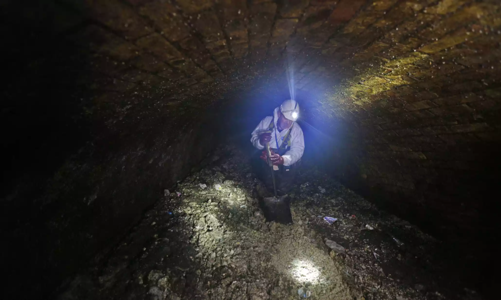 Fighting the fatbergs: how cities are waging war on clogged sewers  Fatbergs are the scourge of cities all over the world, and can grow to the length of a Boeing 747. Ian Wylie braves a London sewer to witness this filthy threat for himself – and uncovers some new ideas for defeating them.   The Guardian