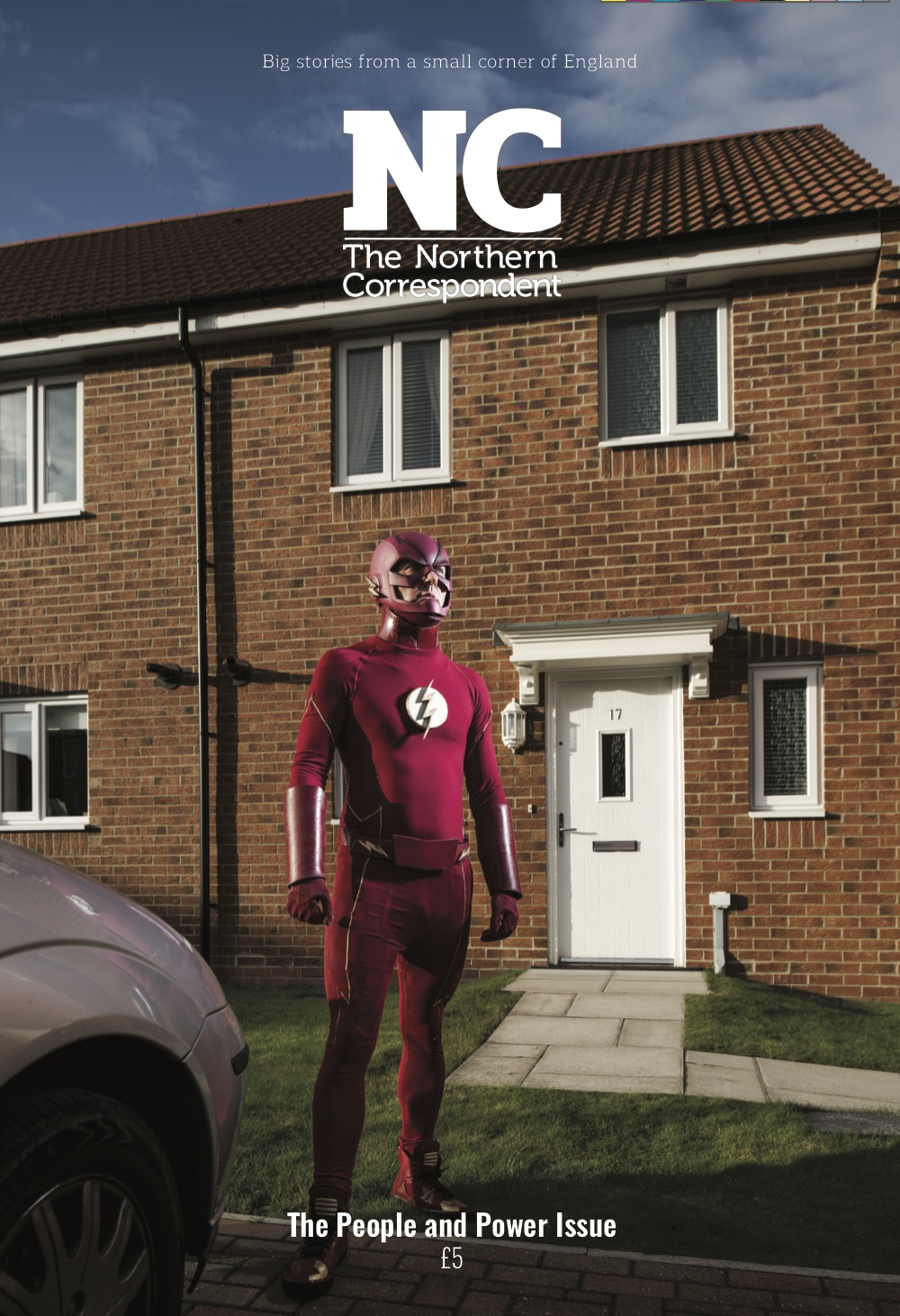 The Northern Correspondent  I launched this quarterly magazine for the north east with a team of like-minded local journalists, editing and publishing nine themed issues.