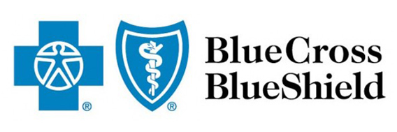BlueCross BlueShield health insurance logo