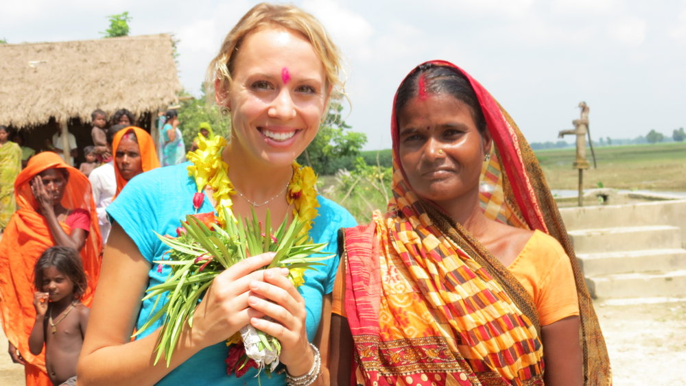 Bihar, India--where I was taught what gratitude really is