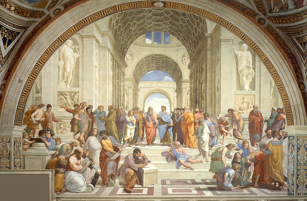 The School of Athens - A formal analysis of the piece.
