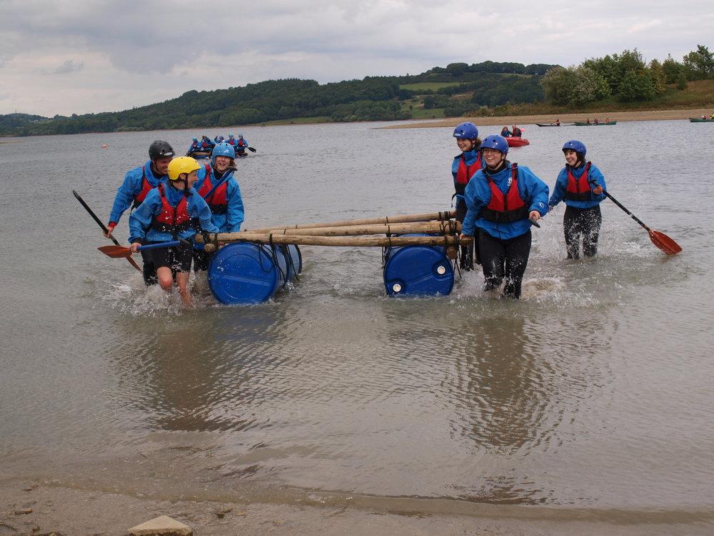 Team Water Activities