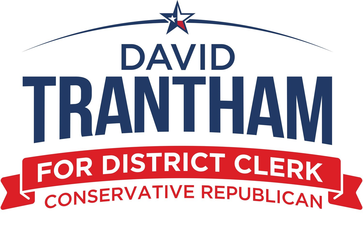 David Trantham for District Clerk