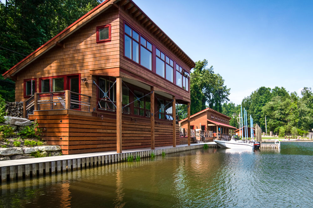 Camp Greystone Marina