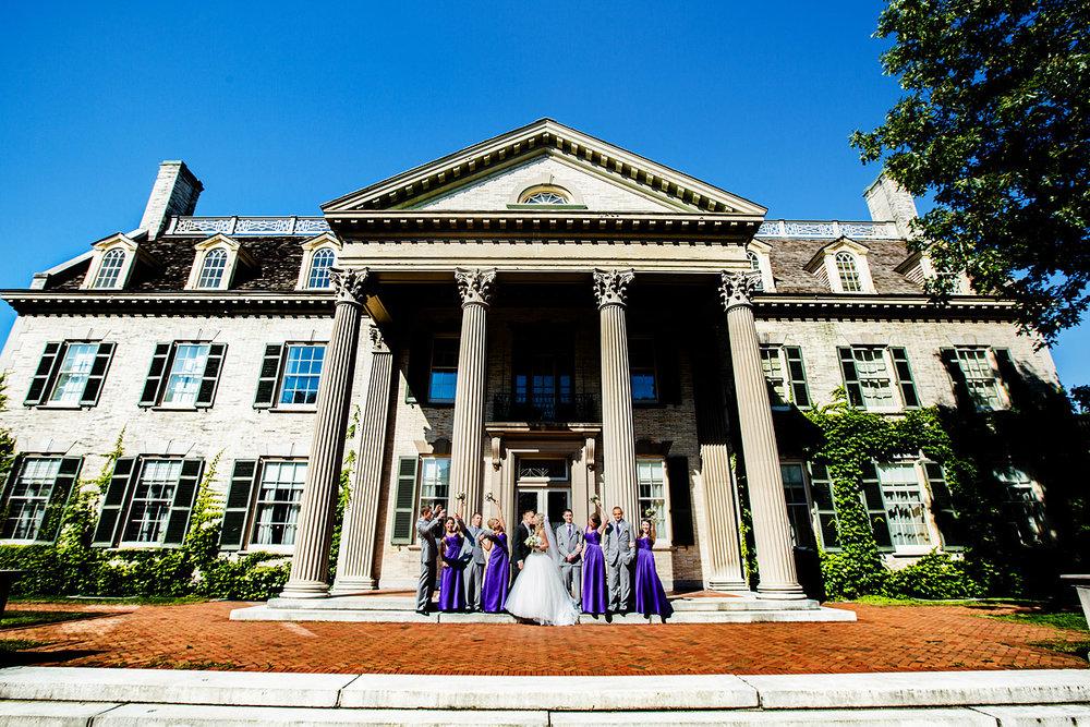 George Eastman House Rochester Wedding