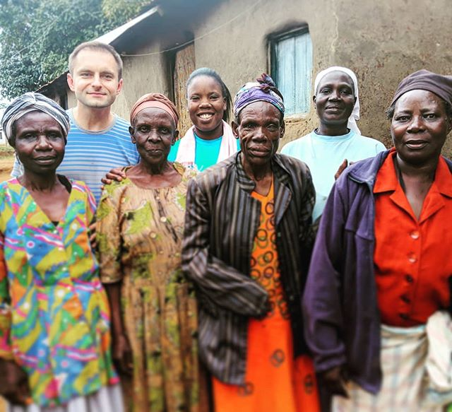 I wish I was as able to capture how greatful these older women were and how much they appreciated the visit and encouraging words when I shared with them about Job's life. Satan will attack us in different ways and life is not always easy but if we trust in the Lord, and commit to His ways. He will reward us greatly. #africamissiontrip #africa #missionarytrip #okafrica #ilovejesus #godlovesafrica #godisfullofmercy #godislove