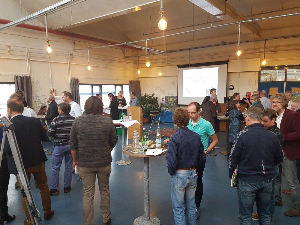 Twents Bodemcafé: Pitches op het Indiëterrein in Almelo