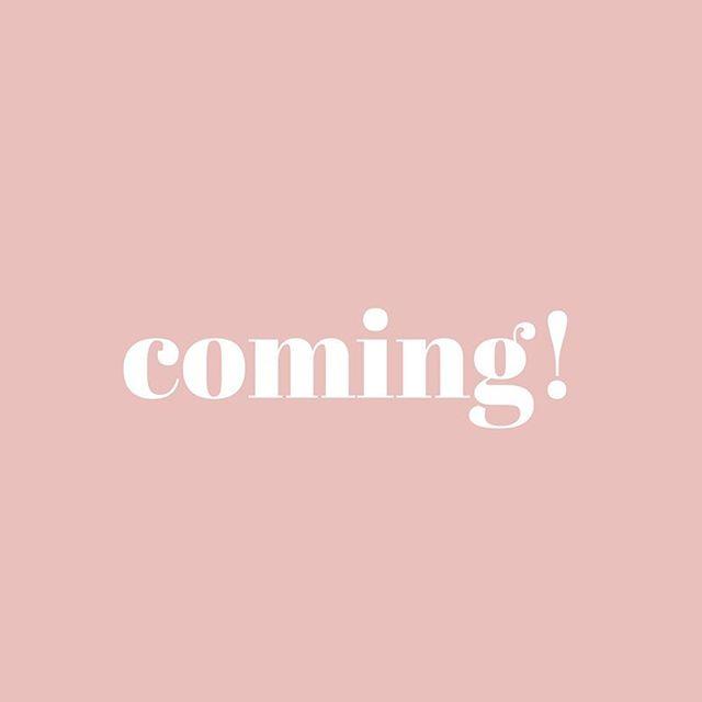 Tomorrow... ☺️ 3/3