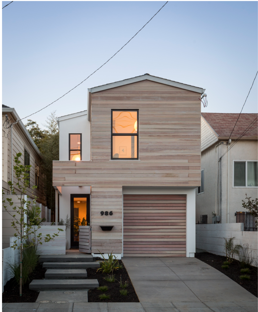 A HOME IN OAKLAND DESIGNED BY BARAN ARCHITECTURE