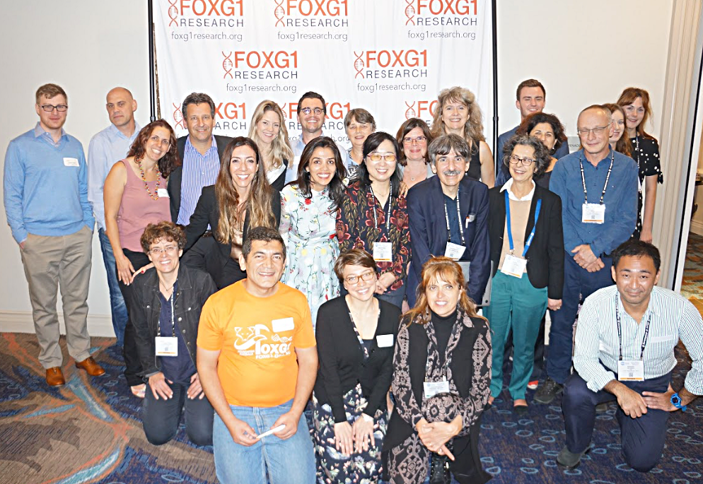 FOXG1 Research Worldwide Team and Scientists