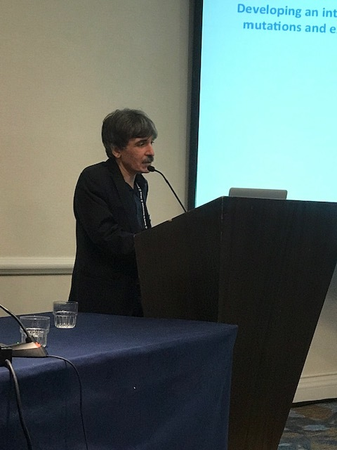 Dr. Antonello Mallamaci - PhD SISSA Italy