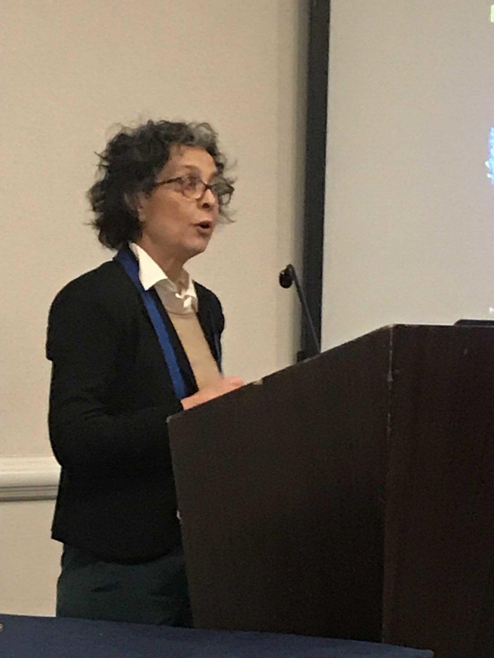 Dr. Flora Vaccarino - MD Yale School fo Medicine
