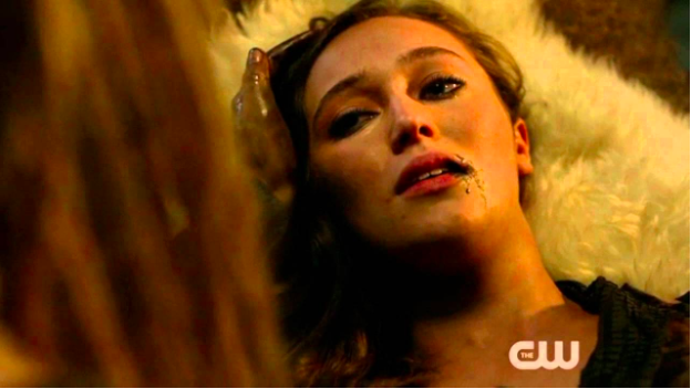 Lexa (The 100), Photo: YouTube