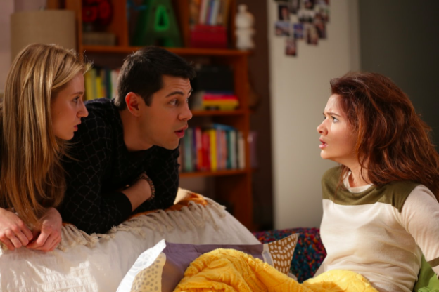 Shane (Faking It), Photo:   TV Insider