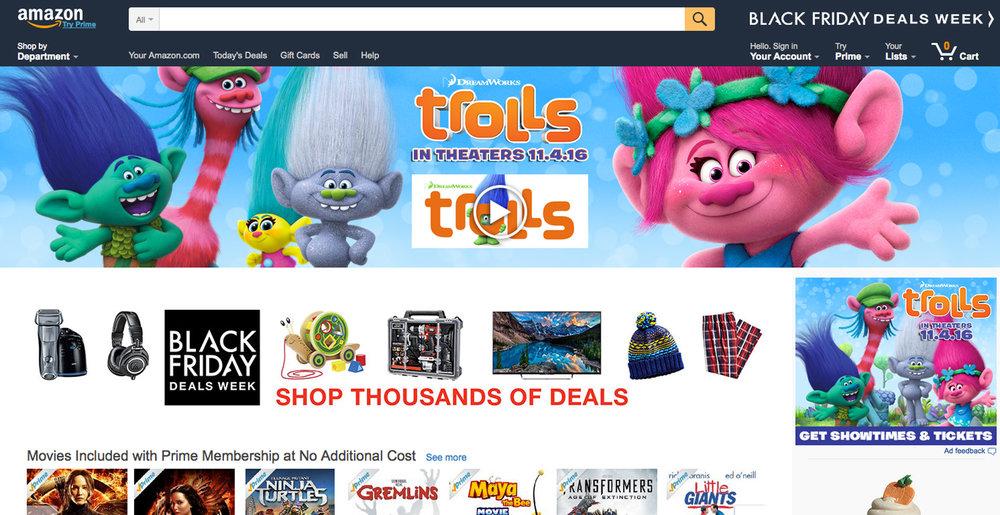 Amazon - Takeover
