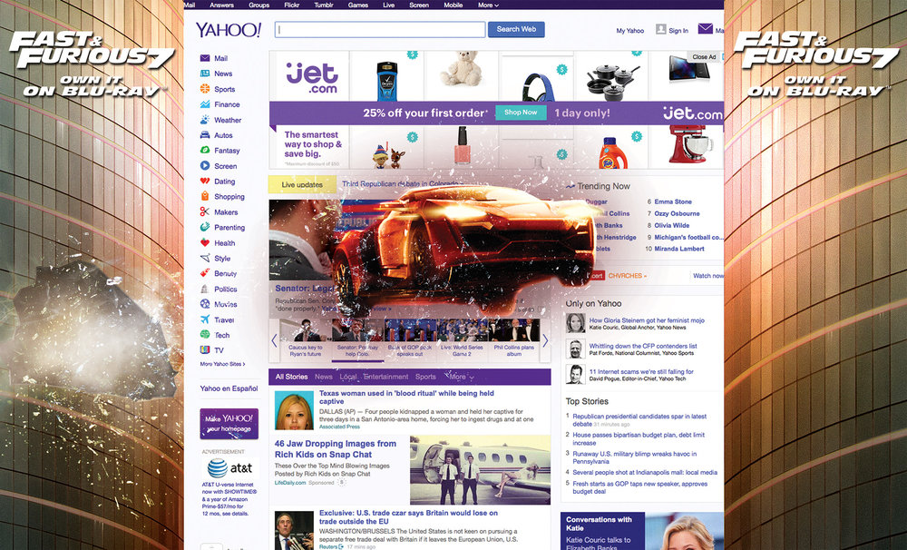 Yahoo! - Takeover