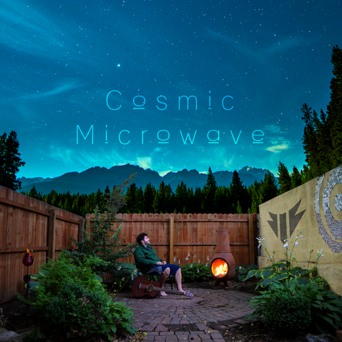 Carter Fox - Cosmic Microwave - BIBLIOTEKA014 - SINGLE