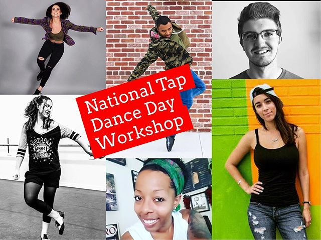 Come celebrate National Tap Dance Day At @itspedc💥Friday May 25th 5pm-9:30pm 💥 register online (link in bio) 🔸All Access pass $135 🔸 1 class @ $35 🔸 2 classes @ $60 🔸 3 classes @ $80 ALL ages/levels welcome! #southflorida #southfloridatap #tapdance #miami #westpalm #palmbeach #fortlauderdale #tapdance #tapdanceday #nationaltapdanceday #performanceedge #sunrise #weston #tap #tapteam
