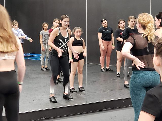 National Tap Dance Day was a success! Thank you so much @itspedc @itsjen34 for allowing us to have such an awesome event! Thank you to the teachers that came to share your passion with all the students! Happy national tap dance day to all!!! 👯♀️❤️💯#nationaltapdanceday #southfloridatap #bringintapback @keithshappyfeet @e.m.eyerly @onyxg_niki @ratchettap @earthtoalexx