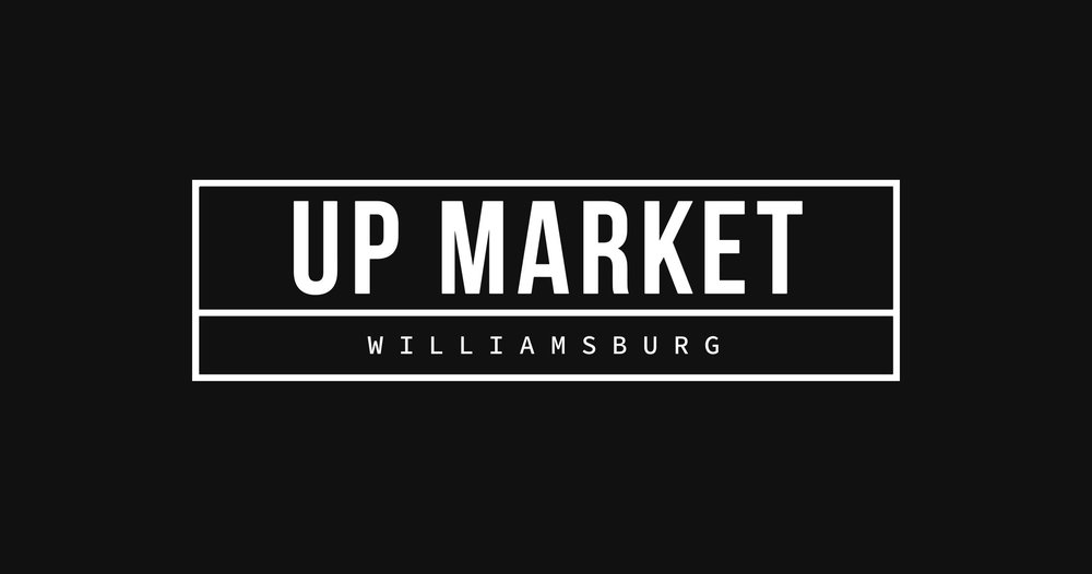 We welcome you to visit  NUDO , formerly Pouch NYC on October 13th - 14th from 12 PM - 6 PM in Williamsburg for the  UP MARKET  organized by  APPEAR HERE . You'll discover over 20 local brands including vintage, art and more with music and a tattoo artist on site.  October 13th - 14th   12 PM - 6 PM  132 Bedford Ave, Brooklyn, NY 11249-2038