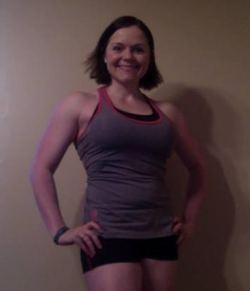 Mindi Rosser - 21% Body Fat