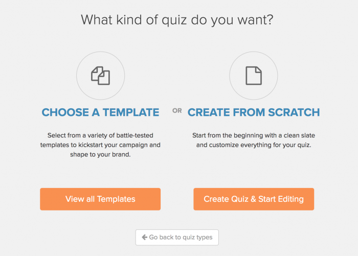 How to Make Your First Interactive Online Quiz to Generate Leads