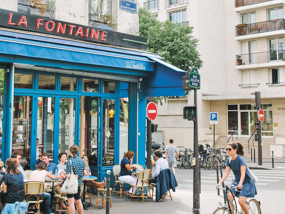 French Twist: Paris's Food Scene Is Changing Fast