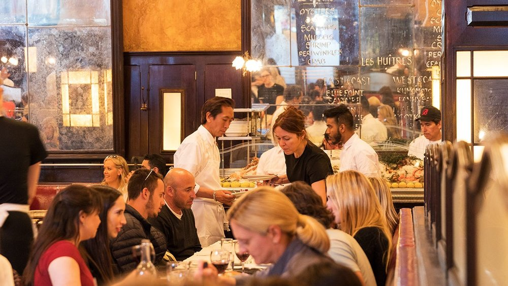An Inside Look at NYC's Most Iconic Restaurant