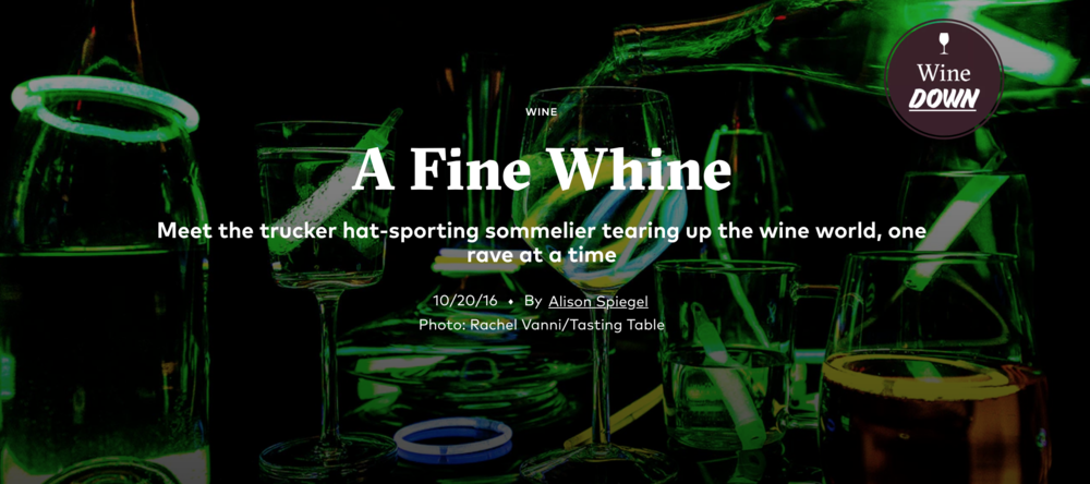 This Sommelier Is Tearing Up the Wine World