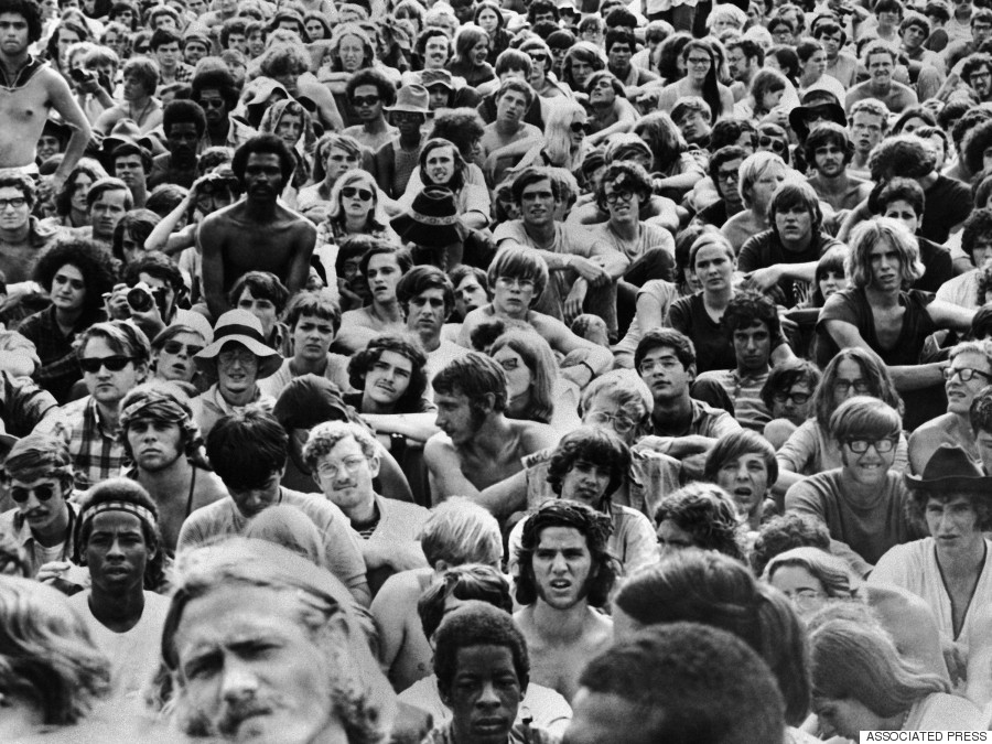 Peace, Love And Granola: The Untold Story Of The Food Shortage At Woodstock