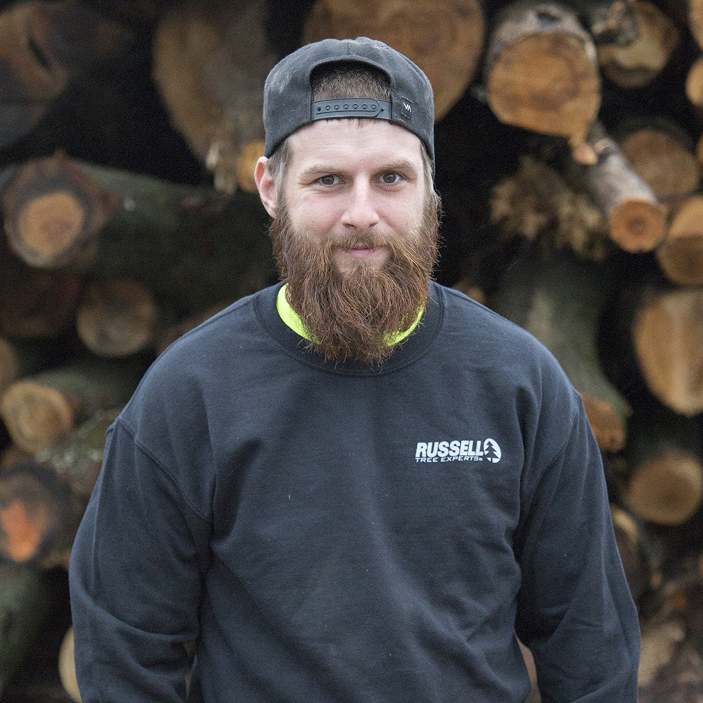 Tyler Ford - PRODUCTION ARBORIST