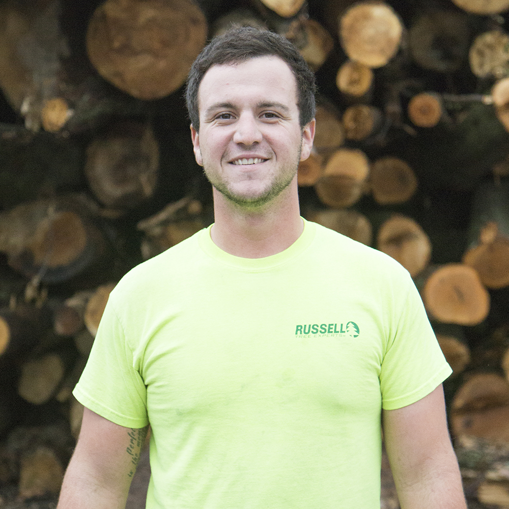 Cody Gray - PRODUCTION ARBORIST
