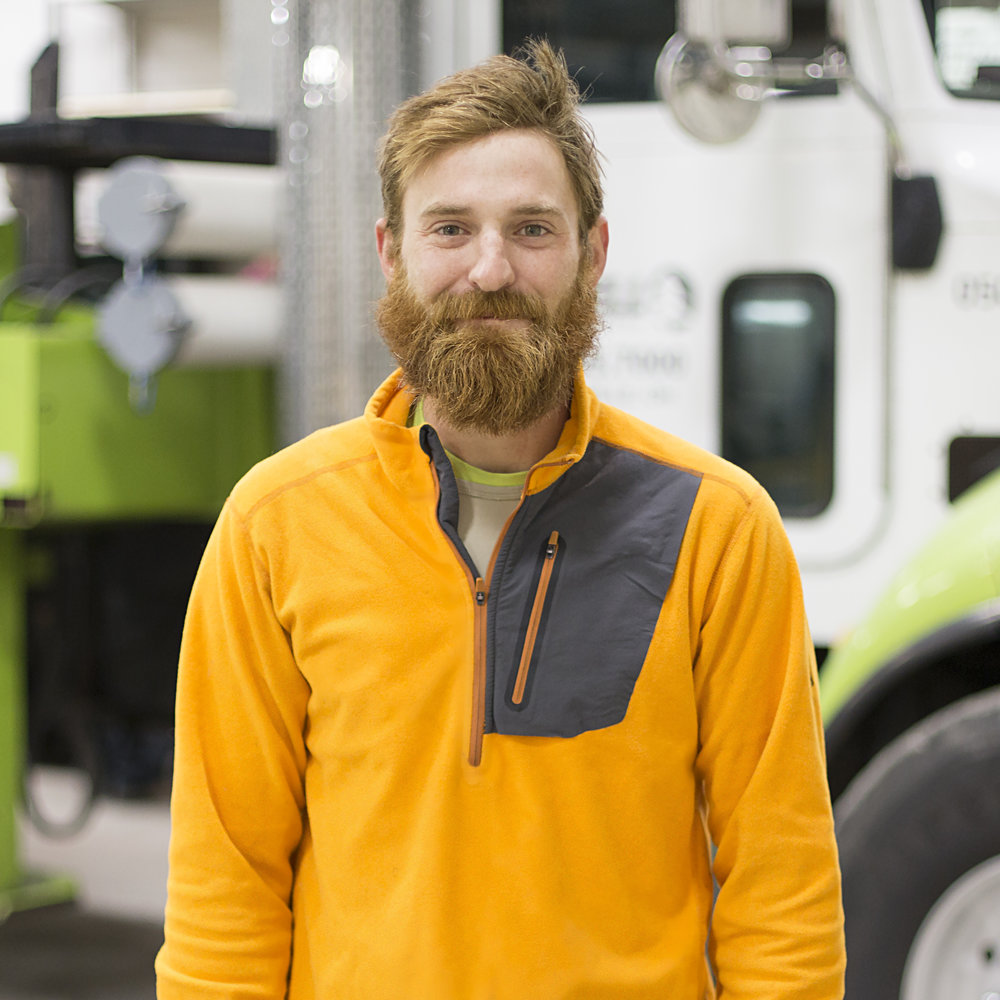 Mike Wilson - PRODUCTION ARBORISTMike is a certified arborist and in addition to climbing for RTE, he is a member of the National Guard and likes to spend his free time hiking and kayaking.