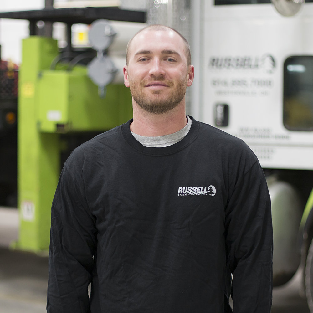 Jay Bevard - PRODUCTION ARBORIST