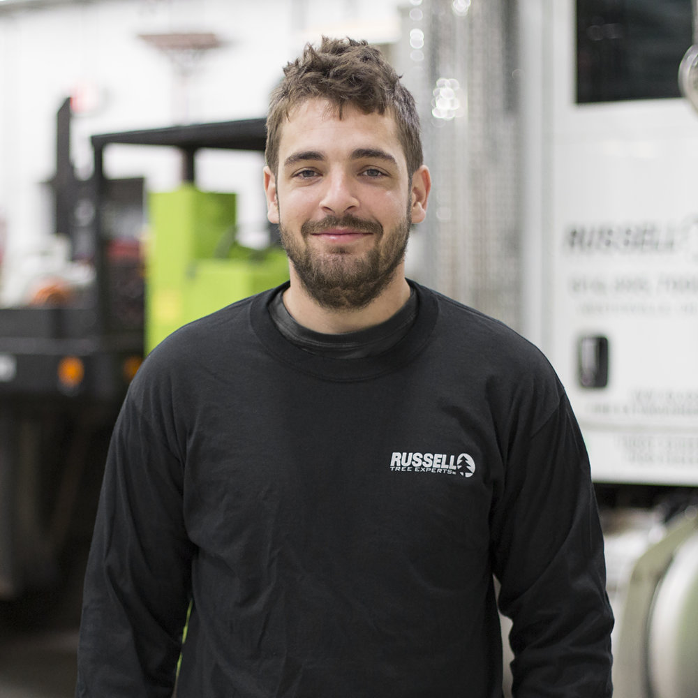 Anthony Angeletti - PRODUCTION ARBORIST