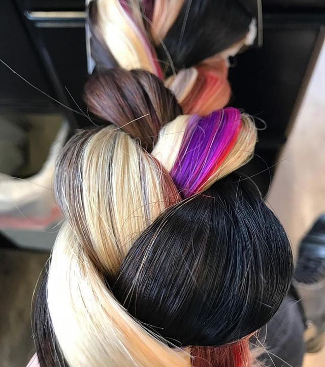 What shades will you be putting in today? Tell us what @hotheadshairextensions colors you'll be applying in the #comments below! 👇👇👇⠀ *⠀ *📸: @carlycosmetology⠀ *⠀ #hotheadshairextensions #hairextensions #tapeextensions #hairextension #hairextensionspecialist #hairtutorial #extensionhair #longhairdontcare #remyhair #virginremyhair #hotheads #hairarrange #longhairdontcare #longhair #princesshair #hairpost #hairinspo #hairdesign #princesshair #hotheads #trending #virginremyhair #tapeinextensions #naturalhaircolor #hairpost #hairarrange