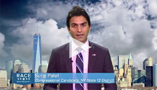 Race To Represent 2018: NY Congressional District 12 Candidate