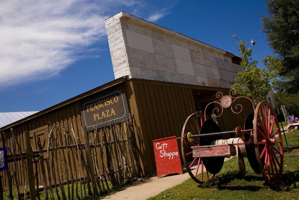 Francisco Fort Museum in La Veta along the Highway of Legends by Anna Zoromski CTO.jpg