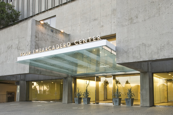 Four Embarcadero Center Lobby      /       View project >