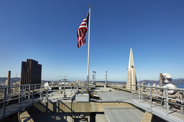 One Embarcadero Center Davit Anchor Replacement      /       View project >