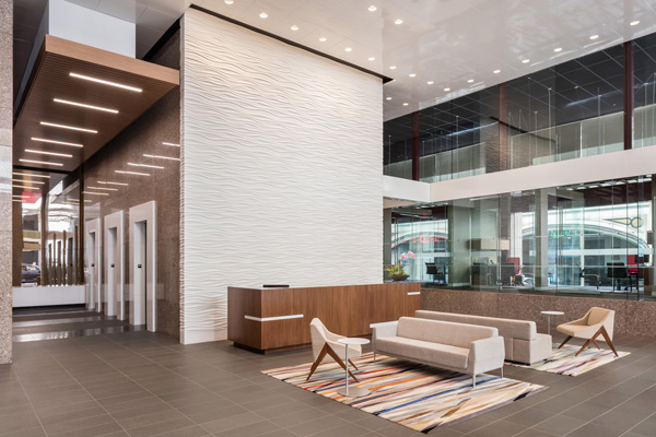 33 New Montgomery Lobby      /       View project >