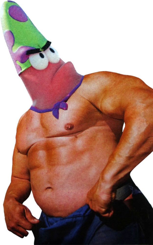 patrick gymstar - THIS IS PATRICK!!