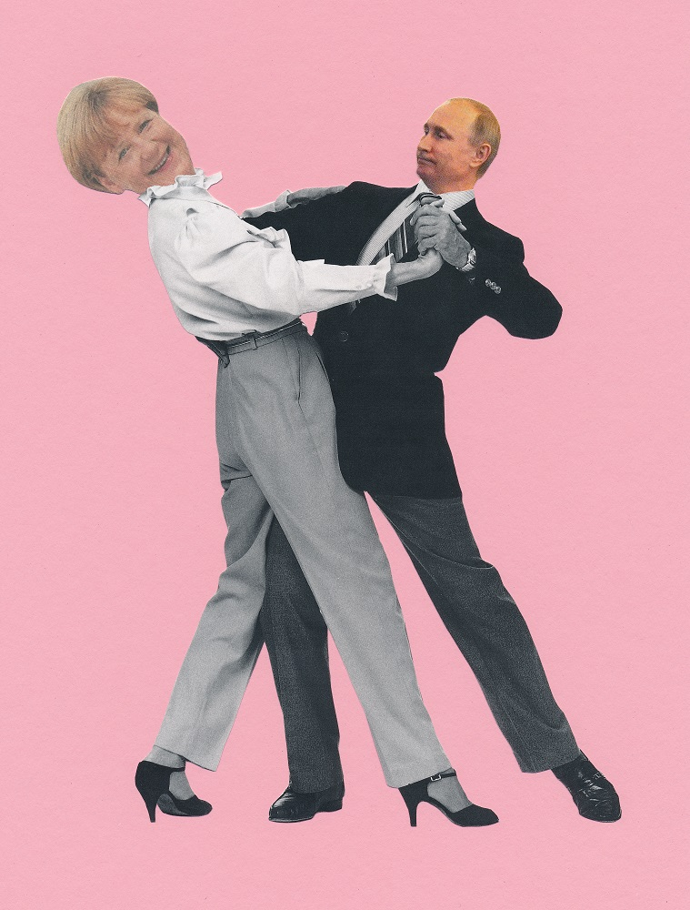 political tango - ANGIE