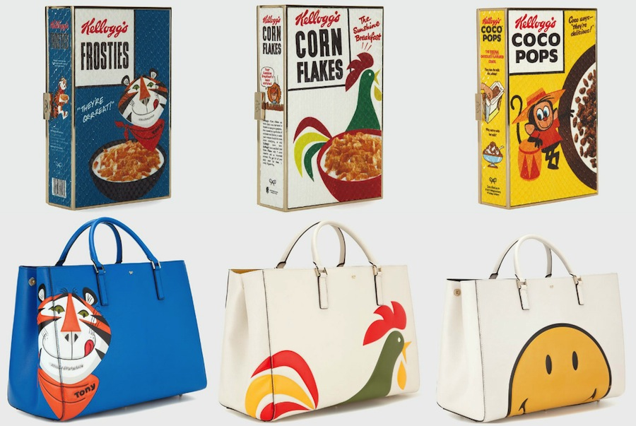 Imperialist Clutches & Handbags by Anya Hindmarch