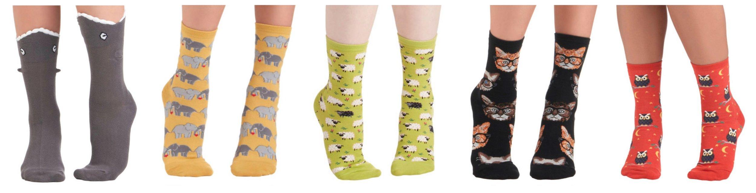 ModCloth Socks